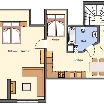 Schlossblick_Grundriss